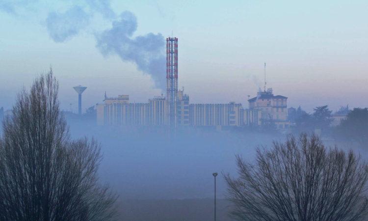 Soluzioni per ridurre l'inquinamento atmosferico per l'agricoltura