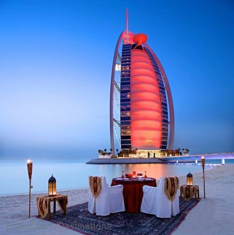 Dubai – Emirati Arabi: Investimento e opportunitá
